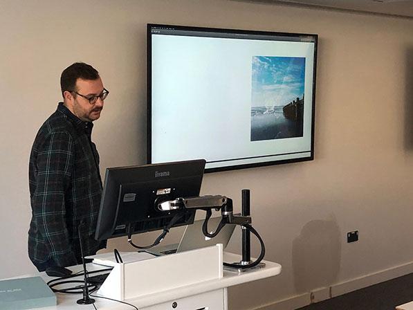 Space Place Practice presentation, Feb 2020