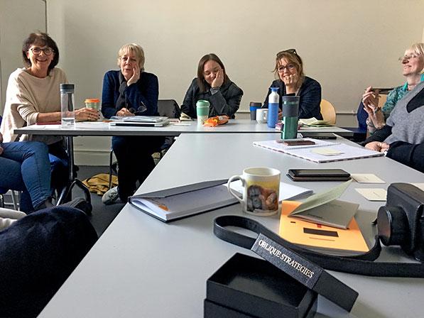Space Place Practice seminar, Jan 2019